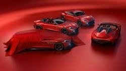 Aston Martin se společností Zagato odhalil další dvě novinky. Jsou jimi speedster a kombík.