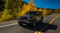 Nový Jeep Wrangler se začne prodávat začátkem příštího roku