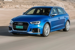Audi RS 3 Sportback (2017) review