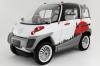 Fomm Concept one! Malý elektromobil pojme až čtyři pasažery