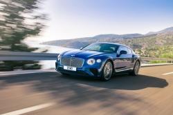 Společnost Bentley Motors obohatila svou sbírku o nový model Continental GT