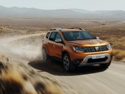 Dacia ve Frankfurtu představí druhou generaci Dusteru