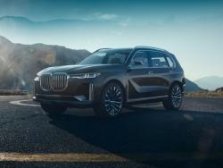 Takto má vypadat nejluxusnější bavorské SUV. Je jím BMW Concept X7 iPerformance