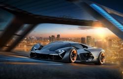 Terzo Millennio je nový elektromobil od Lamborghini