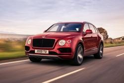 Bentley Bentayga V8 - sportovní pojetí měřítka luxusu
