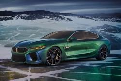 BMW odhaluje budoucnost modelové řady 8