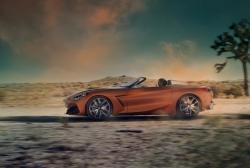 Koncept nového BMW Z4 byl oficiálně odhalen. Slibuje ostrou změnu v klasickém designu značky