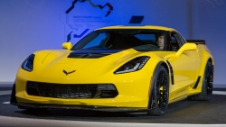 Corvette Z06: Zatím nejsilnější GM všech dob!
