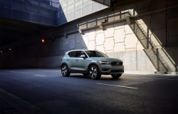 Volvo představilo XC40, je postaveno na nové platformě CMA