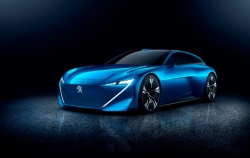 Peugeot představil koncept, který se stane vzorem budoucích vozů této značky