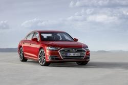 Jak by asi vypadal nejmodernější vůz světa? Audi A8 přišlo s odpovědí