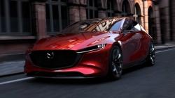 Budoucnost vozů Mazdy odhalily koncepty na tokijském autosalonu