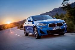 BMW rozšiřuje rodinku modelů X. Na jaře se představí BMW X2