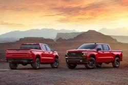 Nová generace Chevroletu Silverado sází na lehčí a pevnější materiály