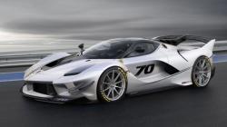 FXX K Evoluzione je nový vrcholný model od Ferrari