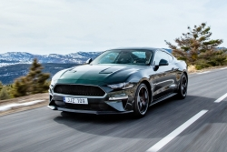 Nový Ford Mustang Bullitt k nám dorazí v limitované edici