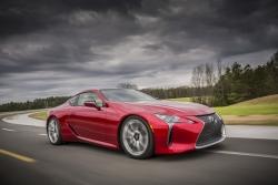 Test Lexusu LC 500, dokonalá jízda se smyslem pro detaily