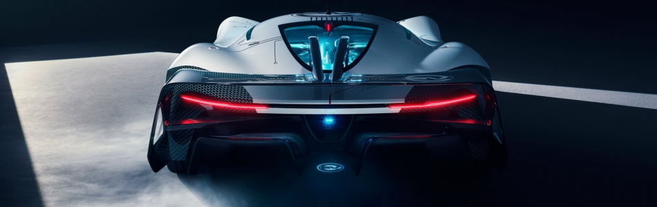 Jaguar 2020 Vision Gran Turismo SV Concept