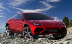 SUV Lamborghini urus - první lambo s turbem