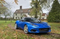 Nový Lotus Evora GT410 sport zaplní mezeru mezi vstupní verzí 400 a vrcholnou GT430