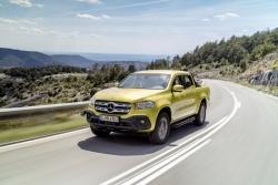 Mercedes odhalil první pick-up. Nabídne 5 jízdních režimů