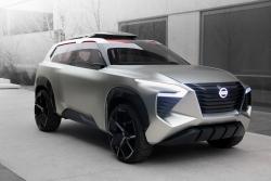 Nissan Xmotion ukazuje budoucí design japonských SUV