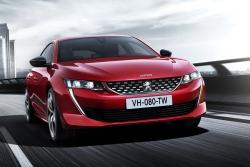Nový Peugeot 508 byl kompletně odhalen