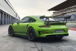 Porsche 911 GT3 RS se v Ženevě představí s posíleným atmosferickým motorem