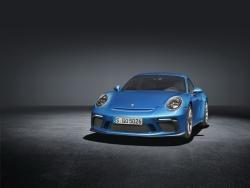 Porsche představilo 911 GT3 Touring Package