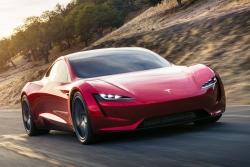 Nová generace Tesly Roadster nadchne svými parametry