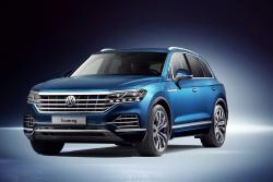 Třetí generace Volkswagenu Touareg zamíří do Evropy se dvěma dieselovými šestiválci