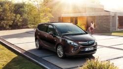 Opel Zafira Tourer: Větší sedmimístné MPV