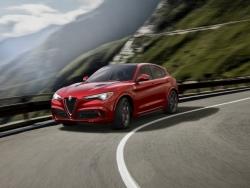 Alfa Romeo představila svoje první SUV