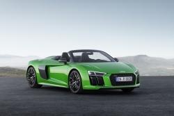 Vrchol modelové řady je tu: Audi R8 Spyder V10 Plus