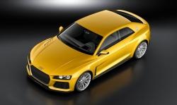 Audi Sport quattro! Hybrid s pořádným výkonem!