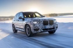 Blíží se nová generace vozů BMW. X3 G01 se představí už letos v září