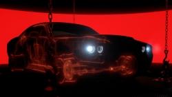 Dodge Challenger Demon; extrémně výkonný pekelný stroj