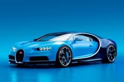 Bugatti Chiron: auto, které překoná své vlastní rekordy