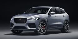 Jaguar F-Pace SVR - dravá kočka s extra výkonem