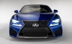 Lexus RC F! Rychleji to nejde