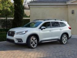 Subaru odtajnilo největší model v historii značky