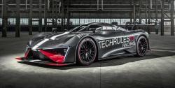 Techrules Ren RS míří na závodní okruhy. Pod kapotou ukrývá výkon 1305 koní