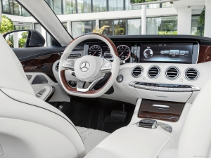 Mercedes S cabrio