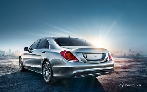Mercedes S 2013 z Hamburku je automobil s naprosto novými technologiemi