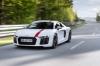 Audi s pohonem zadních kol? Teď už ano,  Audi R8 V10 RWS je toho důkazem