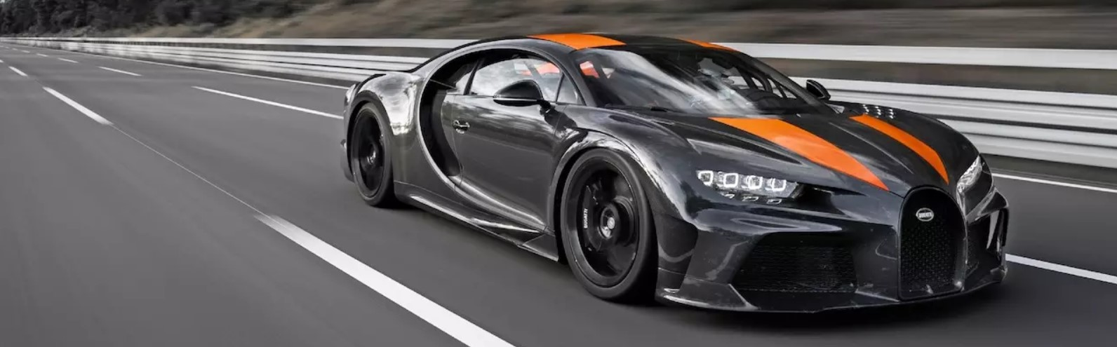 Vylepšený Chiron od Bugatti překonal rekord v rychlosti