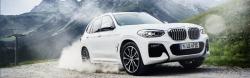 BMW zahájilo prodej třetí generace SUV X3