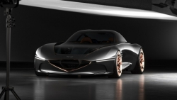 Genesis na autosalonu v New Yorku odhalil koncept, který představuje vizi rychlého GT budoucnosti