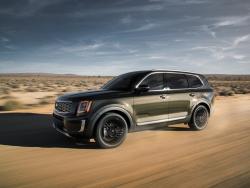 Kia Telluride - velikánské SUV, které sveze až osm lidí