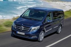 Nová třída Mercedes V klade důraz na luxus!